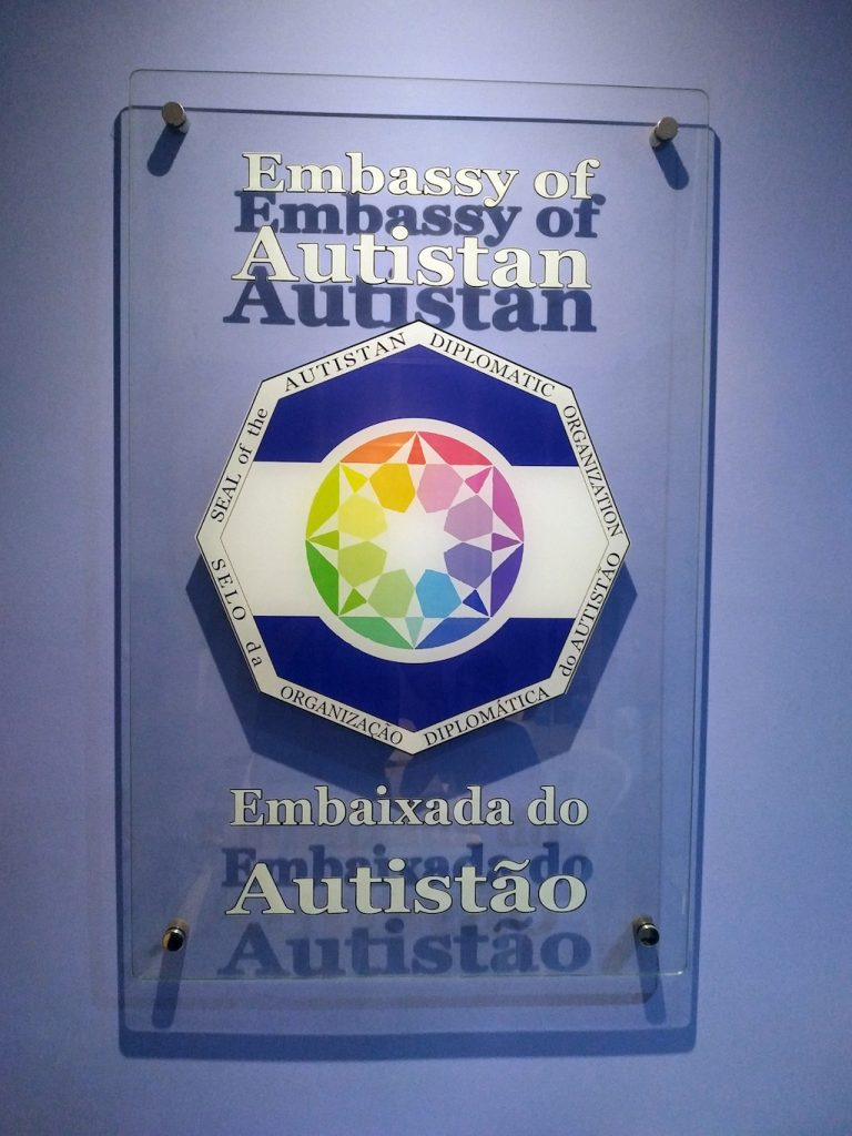Embassy of Autistão - Autism Magazine