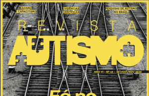 Capa da Revista Autismo nº 10, de set/out/nov/2020